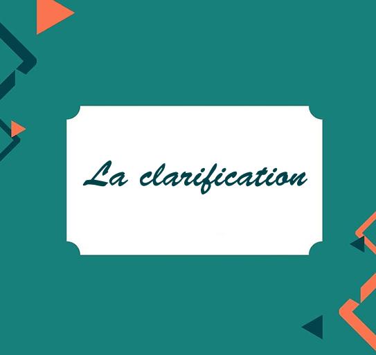 La Clarification